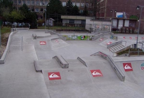 Strasnice Skate Park