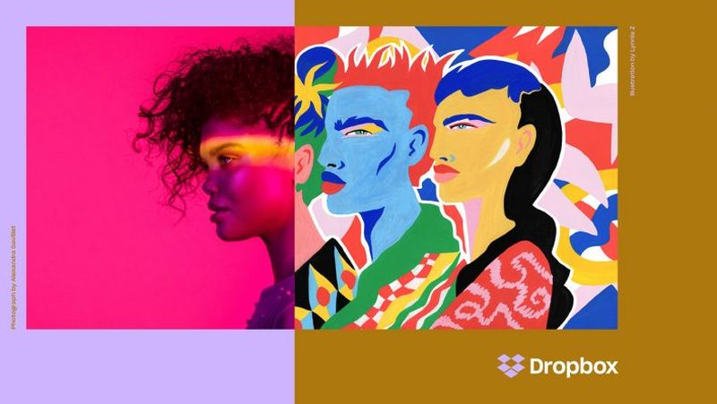 new Dropbox's hipsterfile sharing service