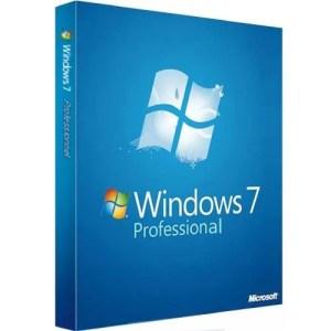 Windows 7 Professional Key