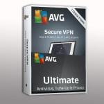 AVG Ultimate 2020 – 1 Device + VPN 3 Year