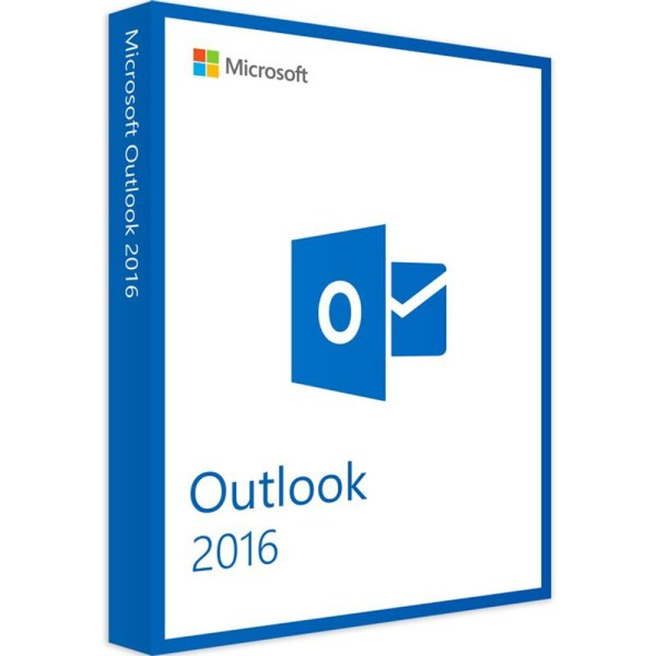 Outlook 2016 key license