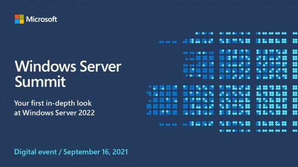 windows server summit 2022