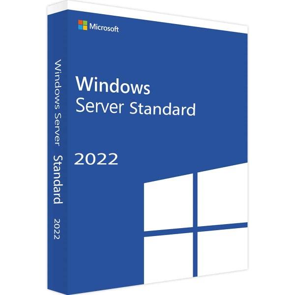 windows server standard 2022