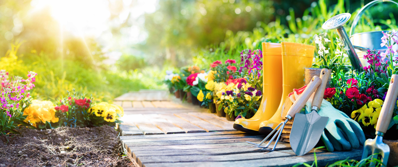 Garten Blumen Werkzeug