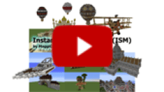 Instant Structures Mod (ISM) by MaggiCraft Video 0
