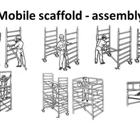 Scaffold course 2-9m » Courses & Training » Instant Group
