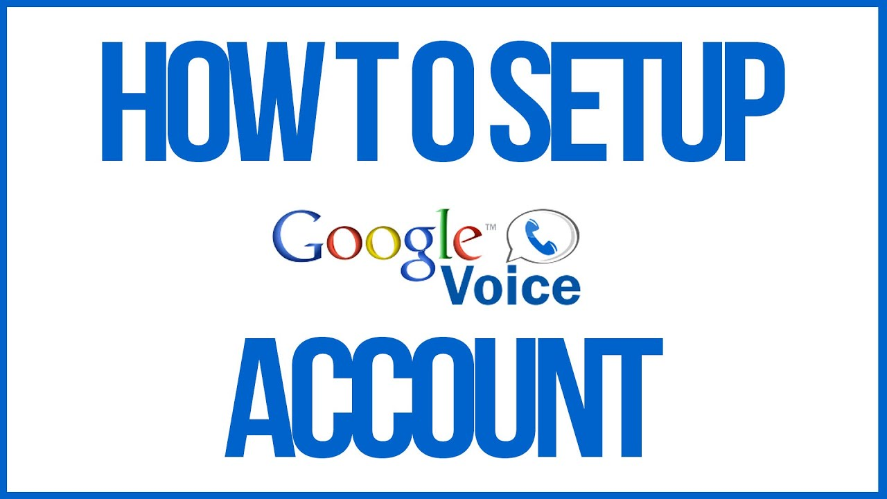 Why Google voice accounts are important for an Agency.