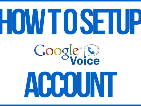 Why Google voice accounts are important