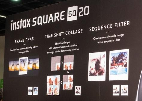 instax sq10 vs sq20