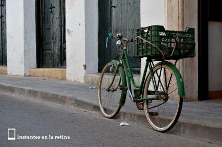 Bicicletas almagreñas.