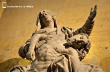 Piedad. Cathédrale St-Etienne
