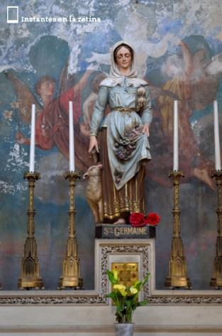 St-Germaine. Cathédrale ST- Etienne