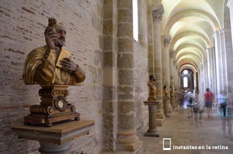 Corredor. Basilique Saint-Sernin