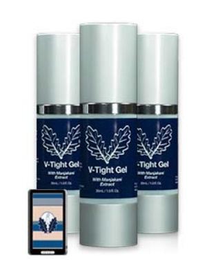 V-Tight Gel female lubricant