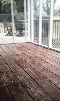 Screen Porch Flooring Pictures to Pin on Pinterest - PinsDaddy