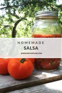 Homemade Salsa instantloss.com