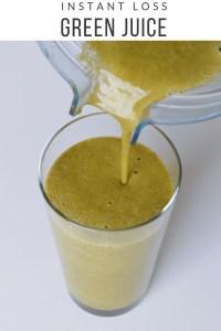 Instant Loss Green Juice instantloss.com