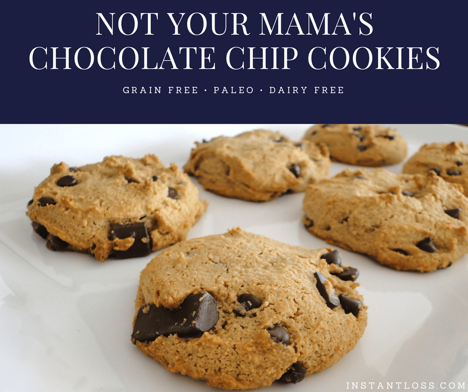 Not your mama's chocolate chips cookies instantness.com