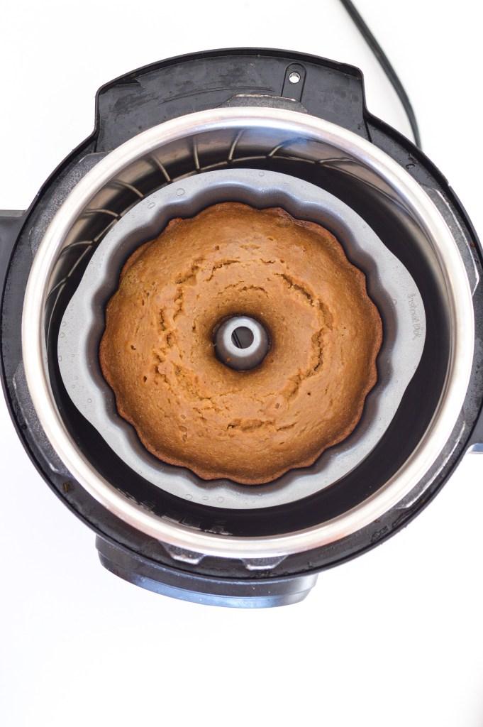 instant pot gluten free banana bread instantloss.com