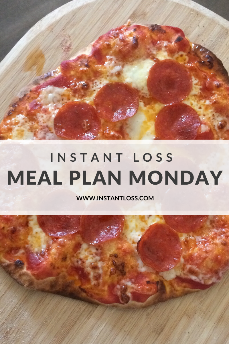 Instant Pot Meal Plan Monday instantloss.com