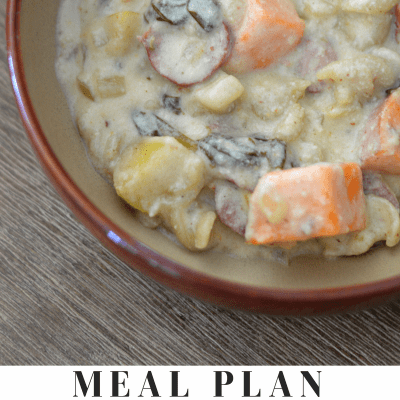Meal Plan Monday {Instant Pot}