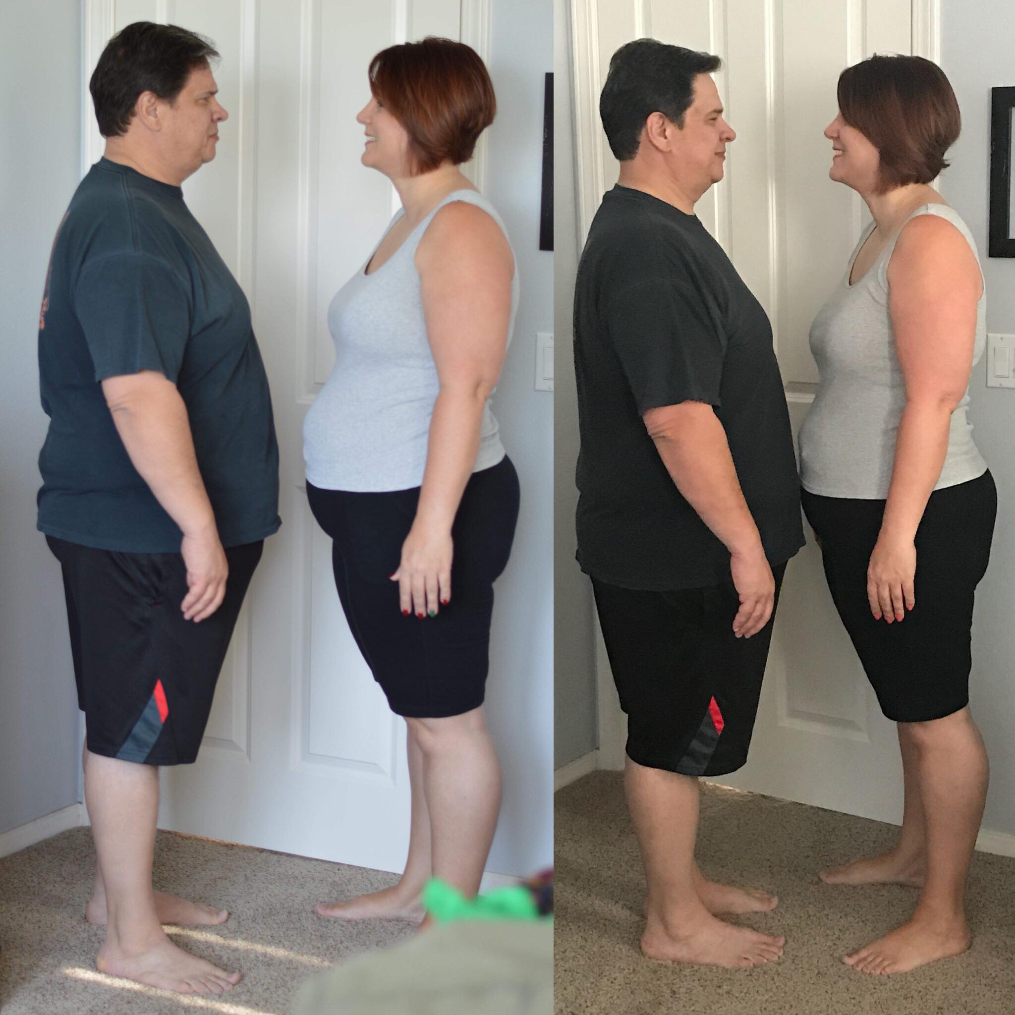 Rebecca and Dan weight loss update instantloss.com