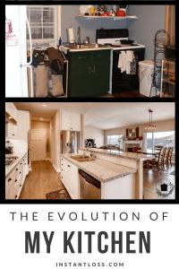 The Evolution Of My Kitchen instantloss.com