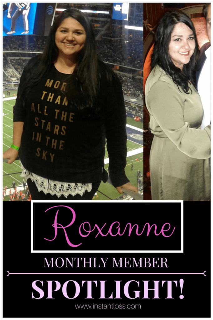 Monthly Member Spotlight {Roxanne}