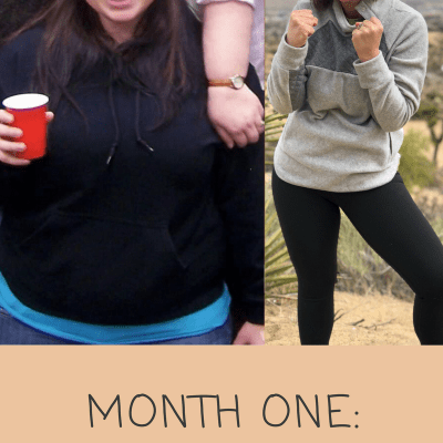 Month One: Exercise Results