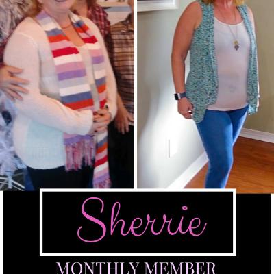 Monthly Member Spotlight {Sherrie}