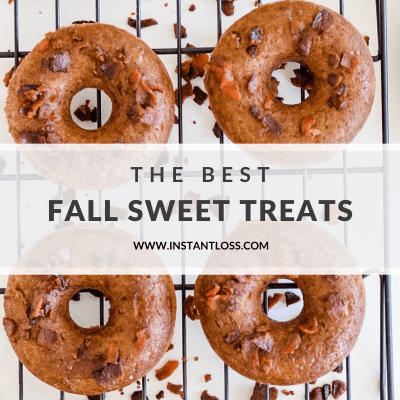 Fall Sweet Treats