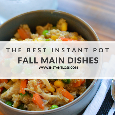 Fall Main Dishes