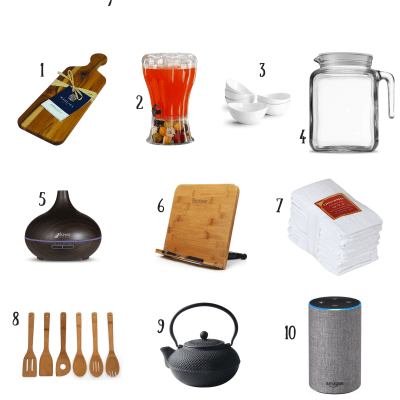 Holiday Shopping Guide For The Hostess