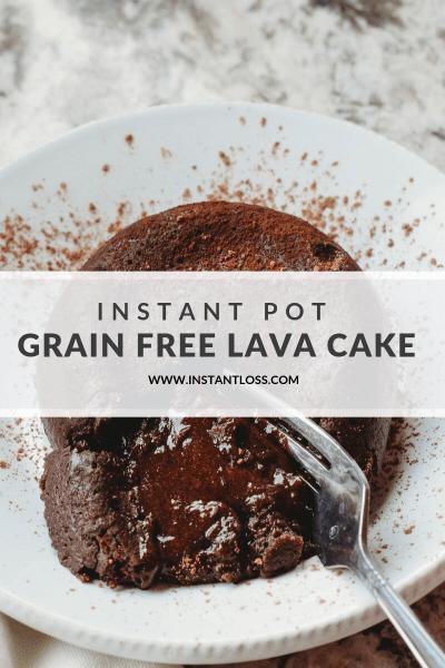 Instant Pot Grain Free Lava instantloss.com