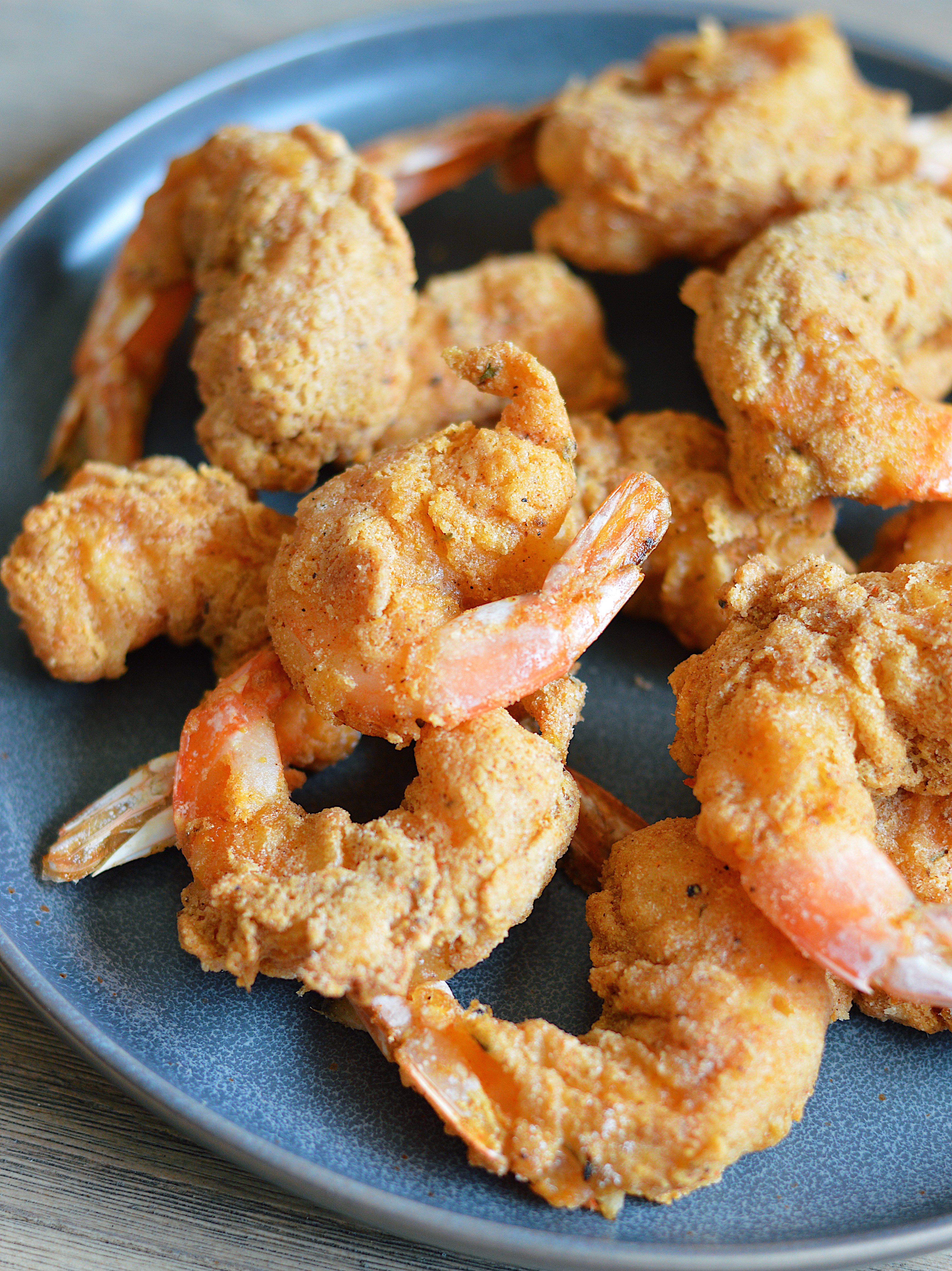 Air Fryer Bomb *ss Popcorn Shrimp isntantloss.com
