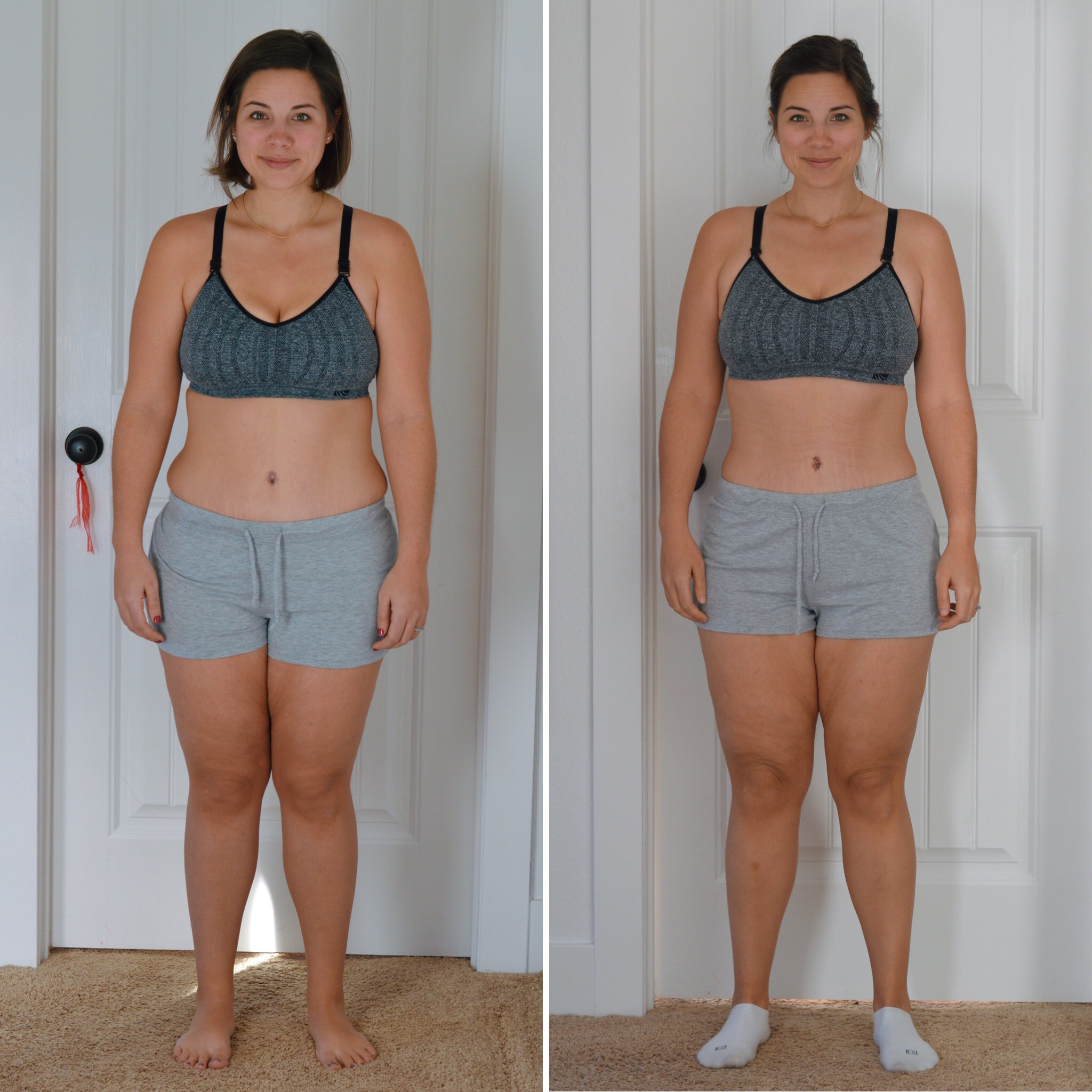 how much can someone lose weight in a month