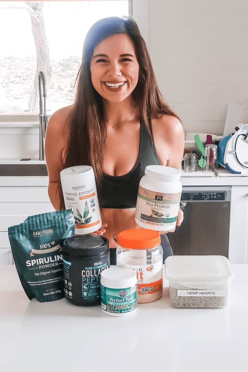 The Best Protein Powders instantloss.com