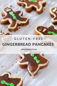 Gluten-Free Gingerbread Pancakes instantloss.com