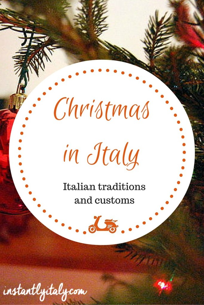 [Christmas in Italy – part 1] What are the Christmas traditions in Italy?
