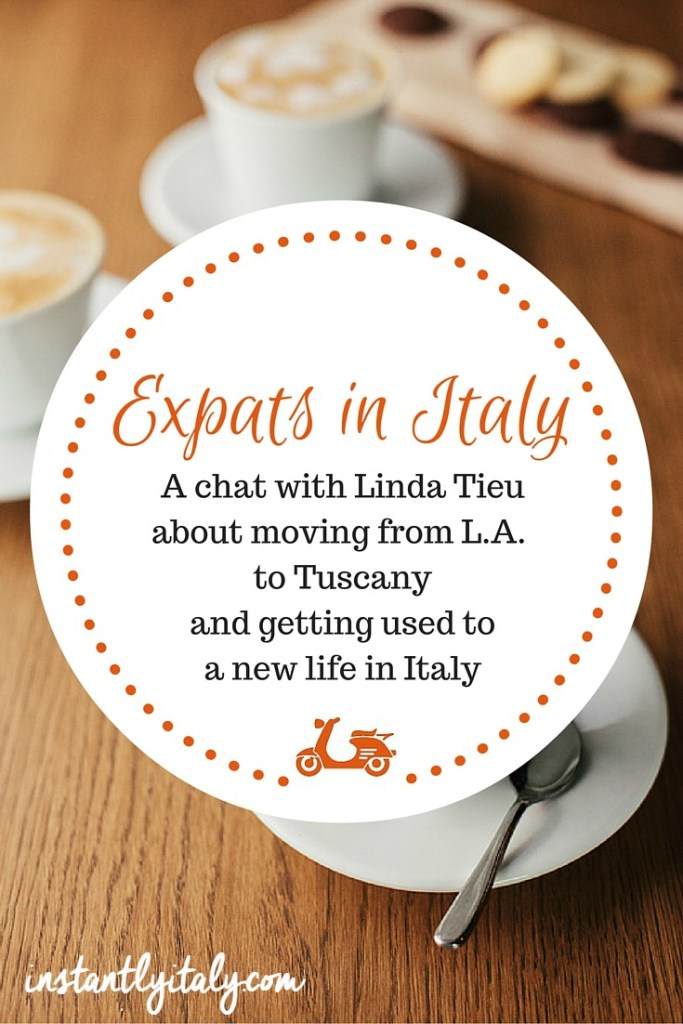 Expats in Italy: interview with Linda Tieu