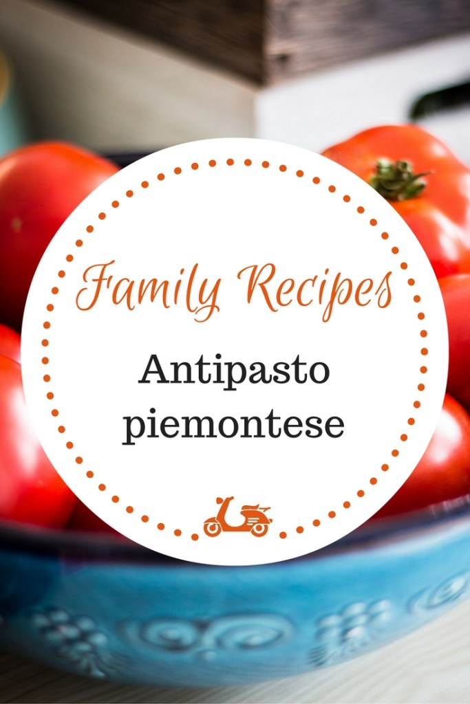 Antipasto piemontese is a staple in my family cooking tradition, something that is prepared every summer to be enjoyed later in winter. The recipe is super easy yet full of taste and a perfect way to bring summer with you all year.