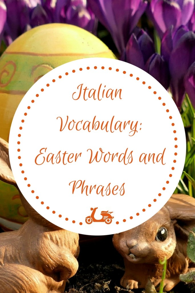 In this post, you will find all the most useful phrases to be used at Easter in Italy. If you are learning Italian, you'll find a lot of words to improve your vocabulary, learning about Italian traditions at the same time. Plus, there's a downloadable pdf for you inside!