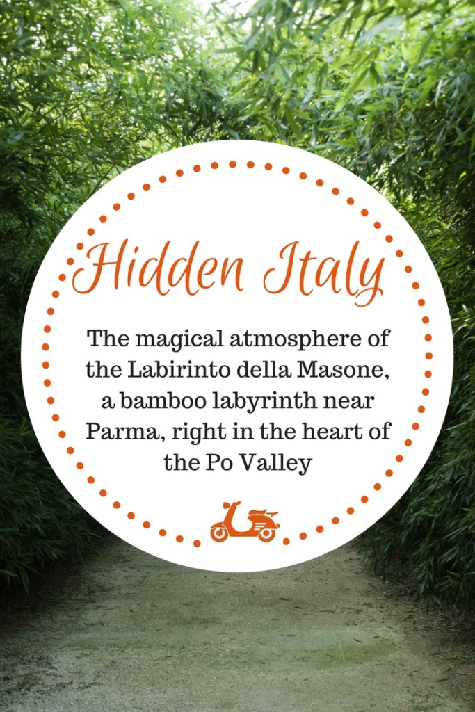 [Hidden Italy] The magical atmosphere of the Labirinto della Masone in Parma
