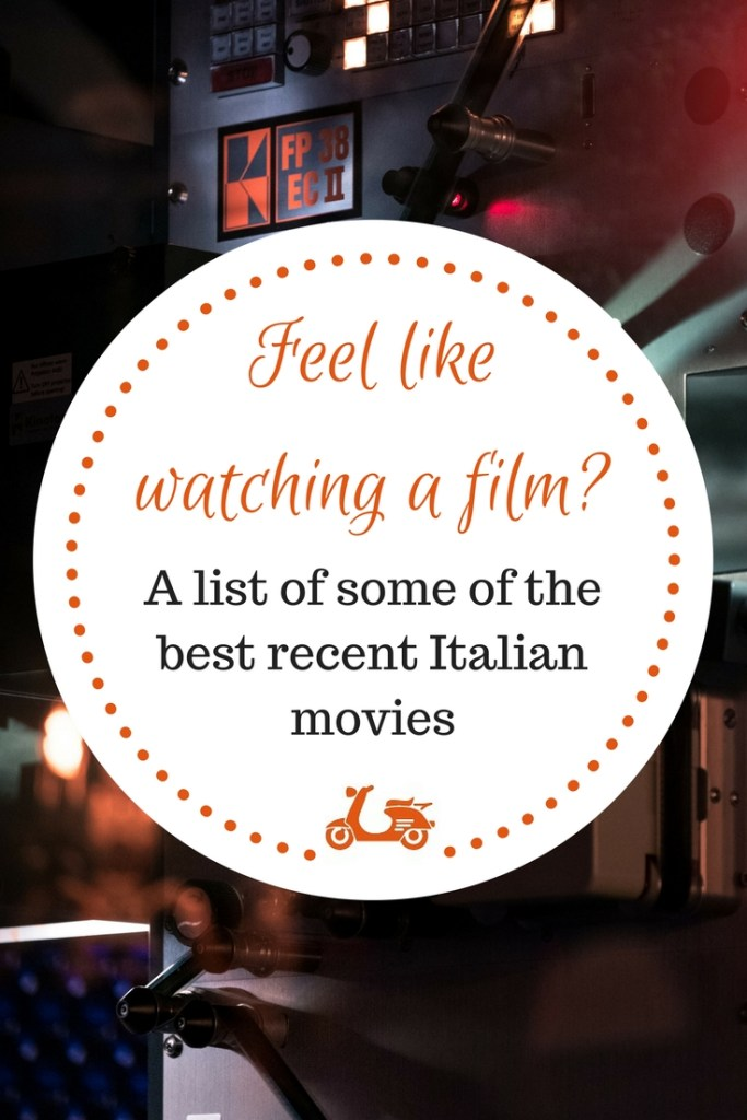 Are you looking for movie recommendations? In this post, you'll find a list of some of the best recent Italian movies I compiled for you. I am sure you'll find something interesting to watch.