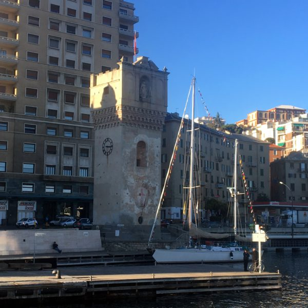 Visit Savona in one day, the Torretta