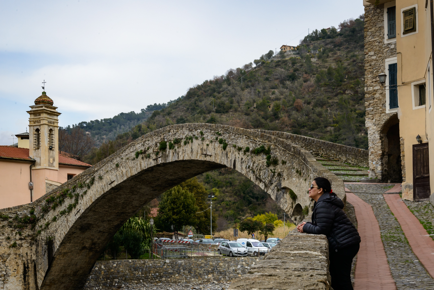 Tips for Travelers in Italy, Ishita Sood - Dolceacqua