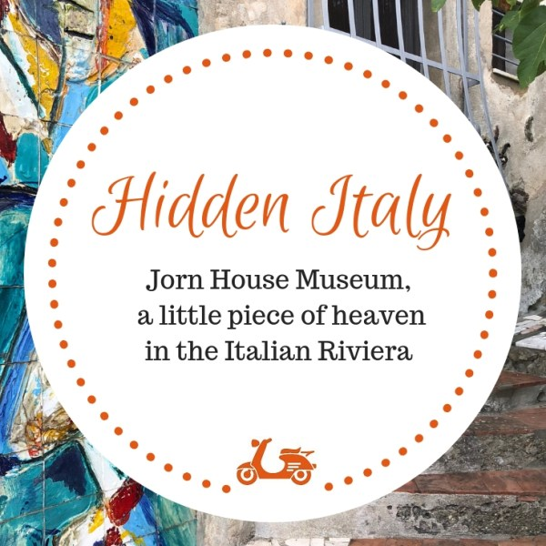 [Hidden Italy] A Little Piece Of Heaven In The Italian Riviera: Jorn House Museum in Albissola Marina, Savona