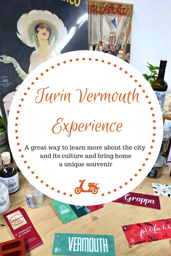 If you are in Turin and are looking for something special to do while you are there, you could try Esperienza Vermouth, a great way to learn more about the city and go home with a unique souvenir.