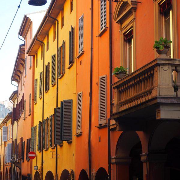 Denisa Ivančinová, colorful streets