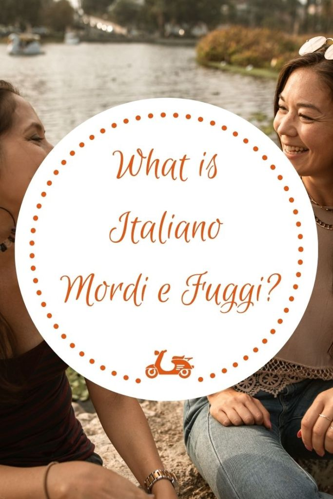 Italiano Mordi e Fuggi is a great solution to practice Italian at your own pace, whenever you want